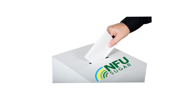 NFU Sugar Board Election Results