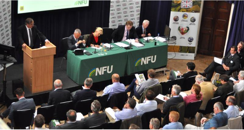 nfu council extraordinary meeting july 2015, eu referendum_35724