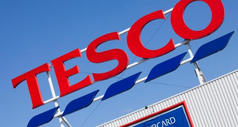 Tesco sign_12384