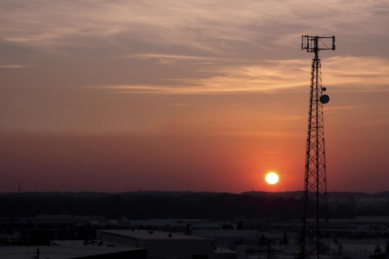 mobile phone mast_27725