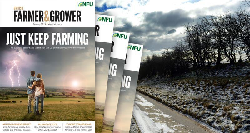 NFU magazines lead on plastic reduction