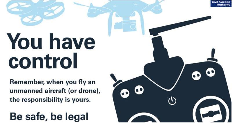 caa stay safe, stay legal guide for drones, web crop_36291
