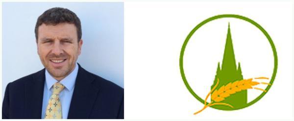 martin davies, oxford farming conference director 2017 and ofc logo_32009