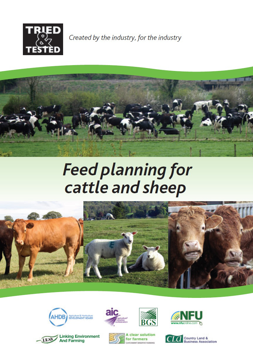 Tried and Tested feed planning cover 2013_16613