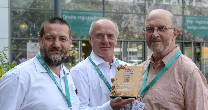 Tates of Sussex wins Home Grown award 2017