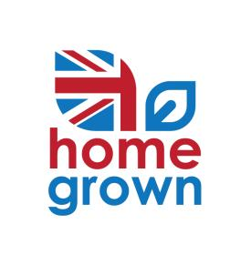 Home Grown logo colour