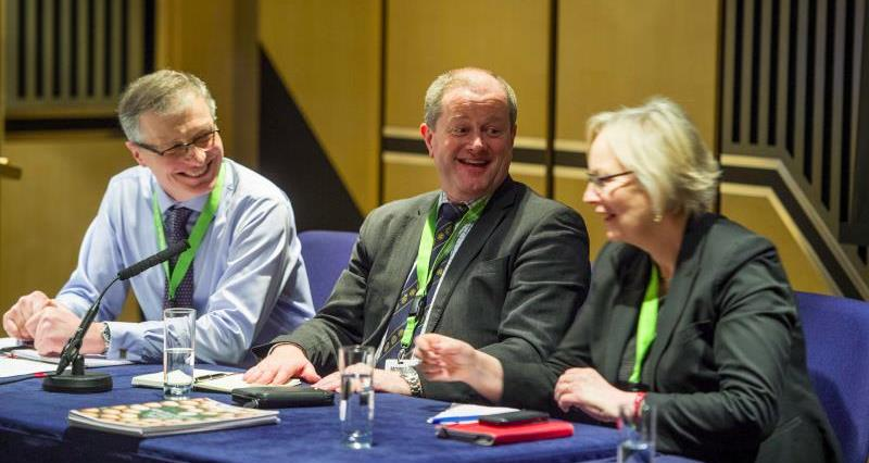 NFU16: The poultry breakout session