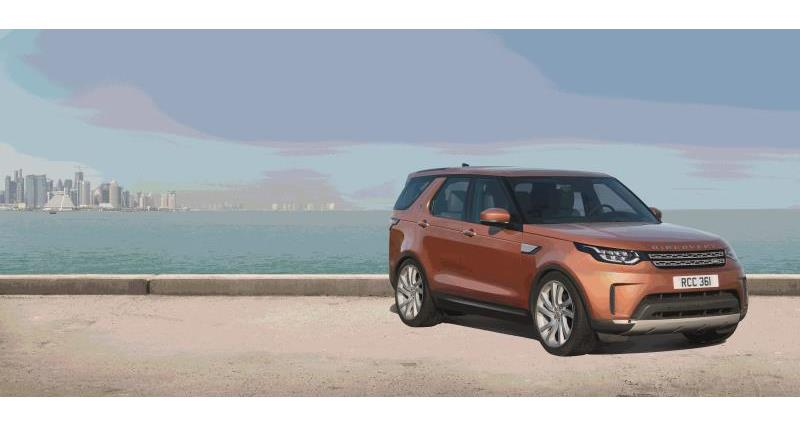 land rover discovery picture, membership affinities, vehicle discounts, august 2017_45880