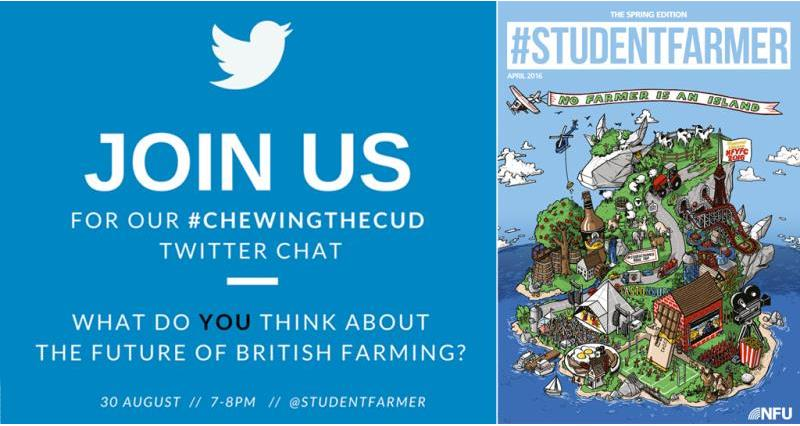 Student Farmer's Brexit Twitter chat - get involved!