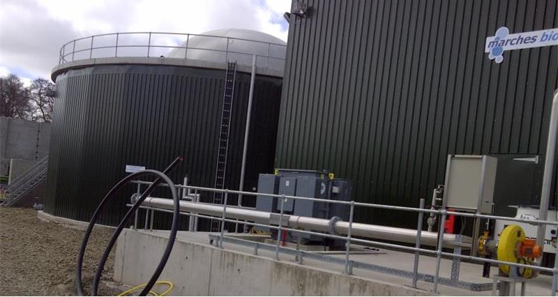 Semi-plug flow anaerobic digester at bedstone growers, craven arms, shrops_15066