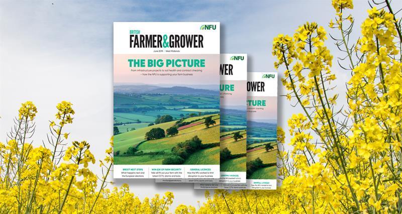 British Farmer and Grower promo June 2019_65237
