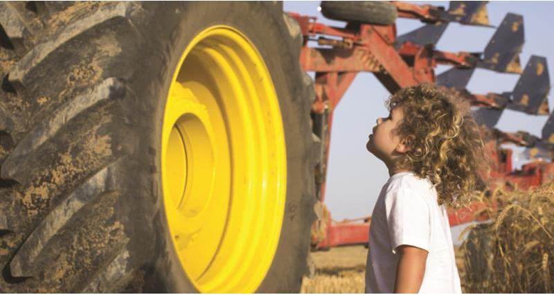 Blog: Farm vehicles and children