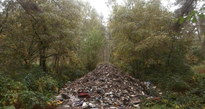 NFU calls for action to protect countryside from fly-tippers