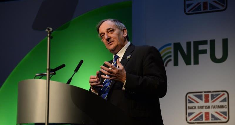 NFU16: Make profits central, says Raymond
