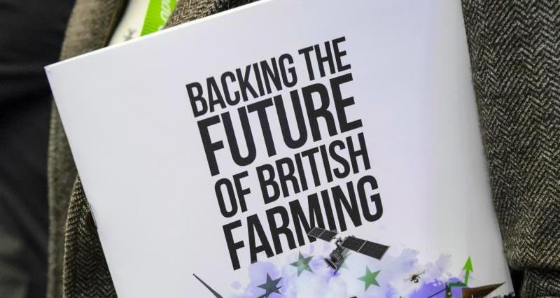 NFU16: Our sustainable food service call
