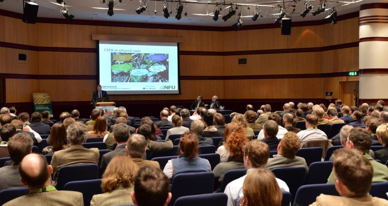 NFU16: Crops hot topics