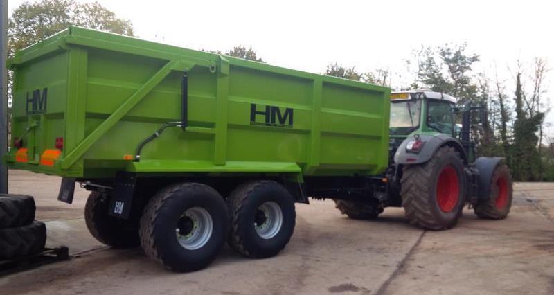 Tractor Trailer Essex_24308
