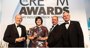 NFU member Abi Reader scoops Dairy Ambassador of the Year award
