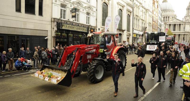Lord mayor's show parade 2018_58529