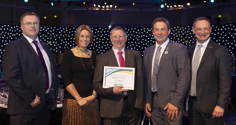 North West regional winner of the Meurig Raymond Award_72632