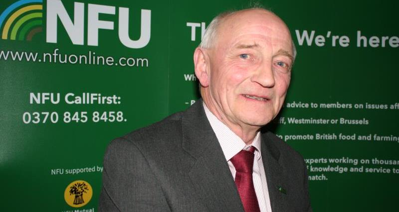 NFU Cheshire President Steve Wilkinson_40869