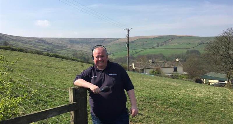 BBC Radio Lancashire's Stephen Lowe_74227