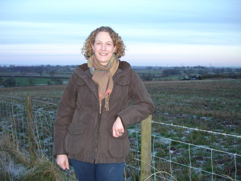 NFU Cumbria County Adviser Helen Forrester_11644