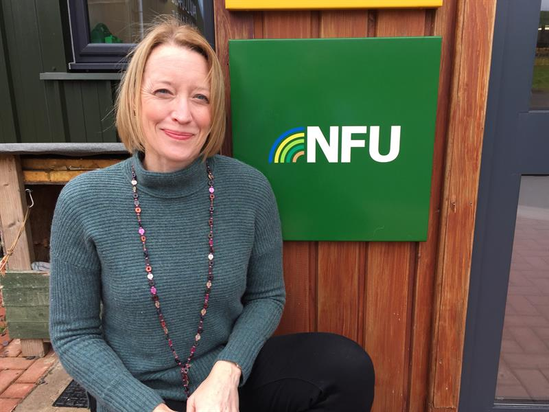 Lisa Edwards NFU Deputy Lancashire County Chairman_61957
