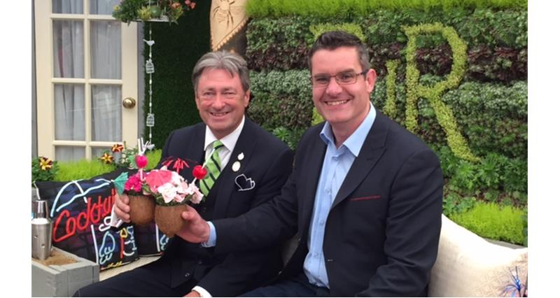 Alan Titchmarsh and Rick McKeever_34769