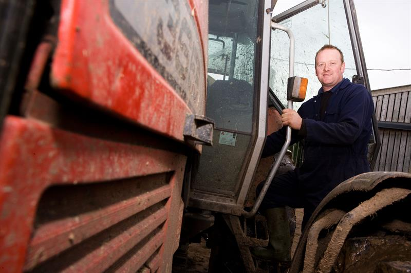 Former NFU Cumbria County Chairman Russell Bowman who passed away at the age of 47_63516