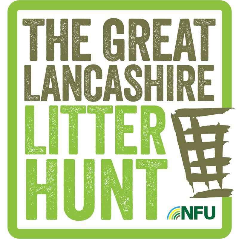 The Great Lancashire Litter Hunt logo_74093