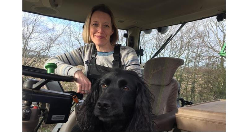 NFU Lancashire County Chairman Lisa Edwards_73693