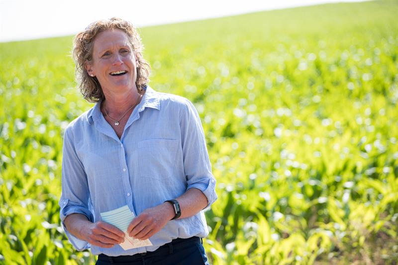 Dr Kate Snow, United Utilities' Southern Catchment Manager_59569