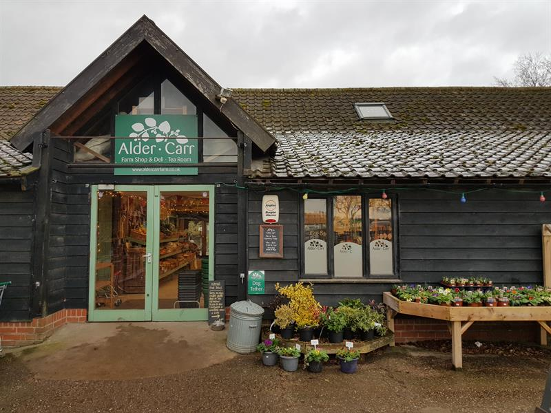 Alder Carr Farm shop Suffolk_61947