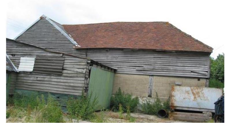 Redundant historic barn, Hampshire_13834