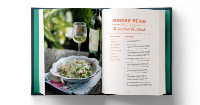 Runner Bean Risotto with Smoked Haddock_49853