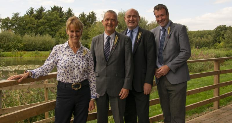 NFU Officeholders pledge their support for Back British Farming Day 2018 at NFU HQ_57222
