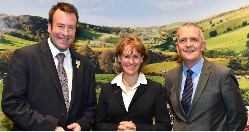 NFU elects new officeholder team