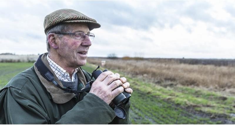 Farmed environment: The birding farmer