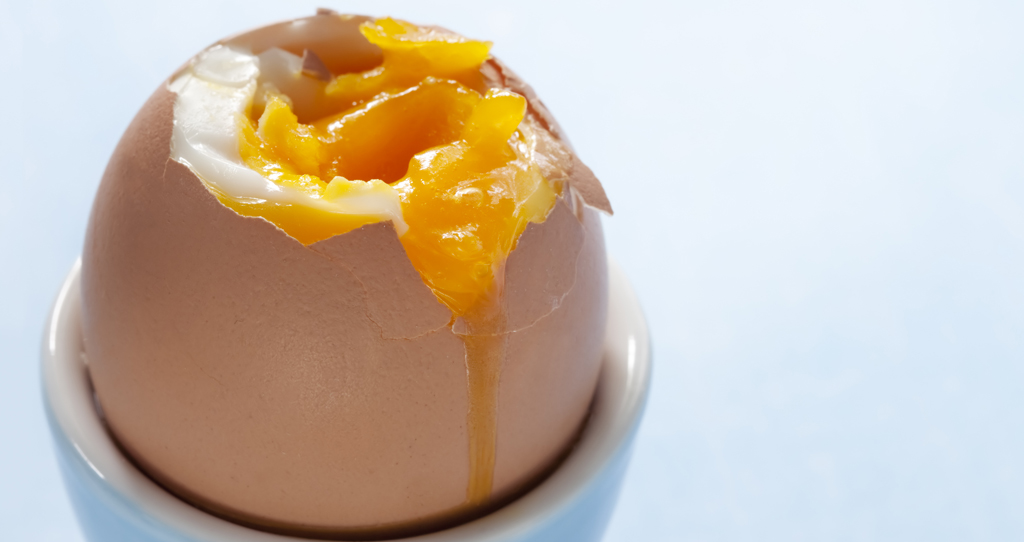 Soft boiled egg_54048