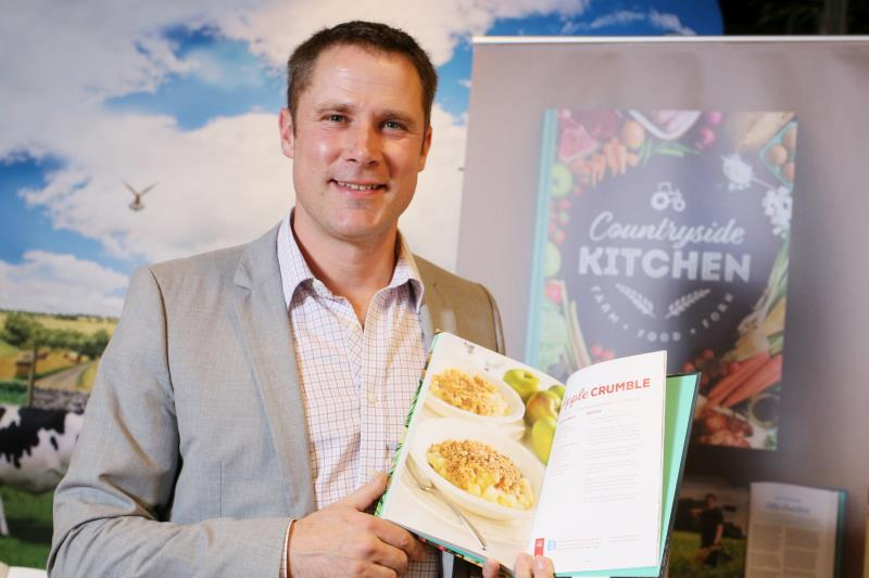 James Smith, Countryside Kitchen book launch_48929