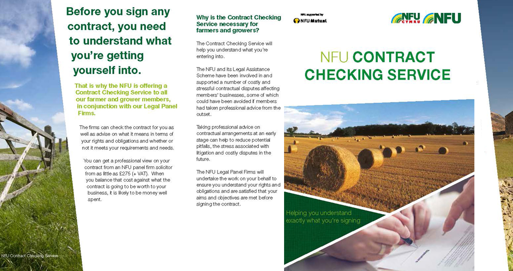 NFU Contract Checking Service_41182