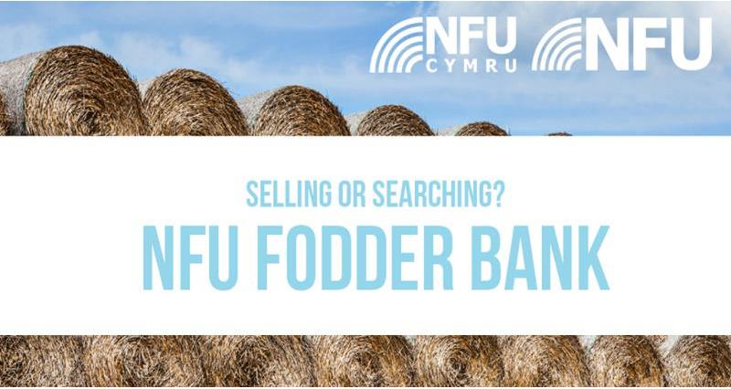 The NFU Fodder Bank is now OPEN