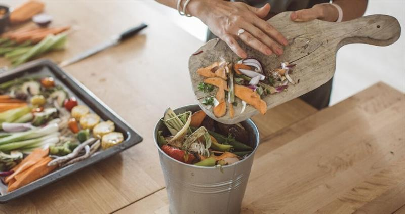 How everyone can work together to tackle food waste
