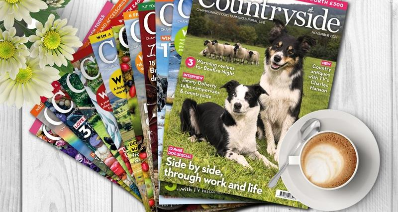 Countryside monthly magazine