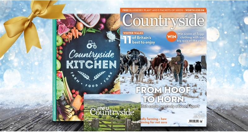Buy a Countryside gift membership today