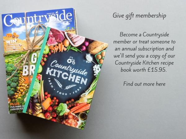 Countryside gift membership _57744