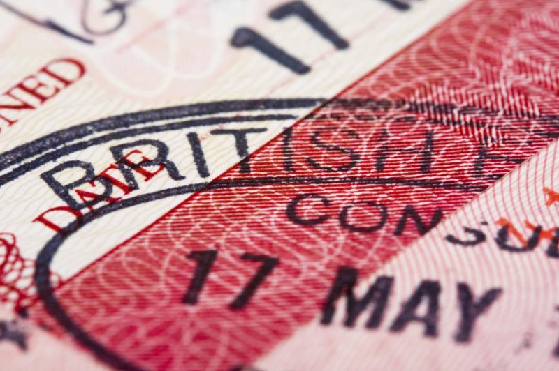 Visa stamp_11809