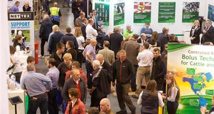 Meet the NFU at UK Dairy Day 2018