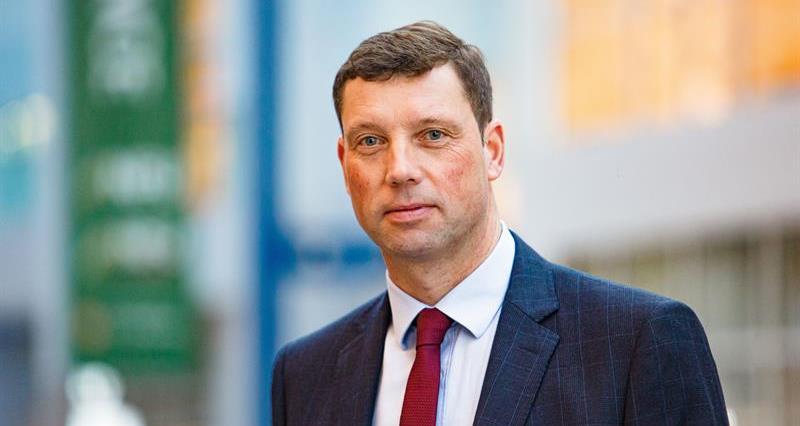 Livestock board chairman Richard Findlay looks to 2021